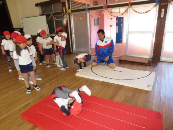 どのクラスも体操教室を頑張りました(*^_^*)